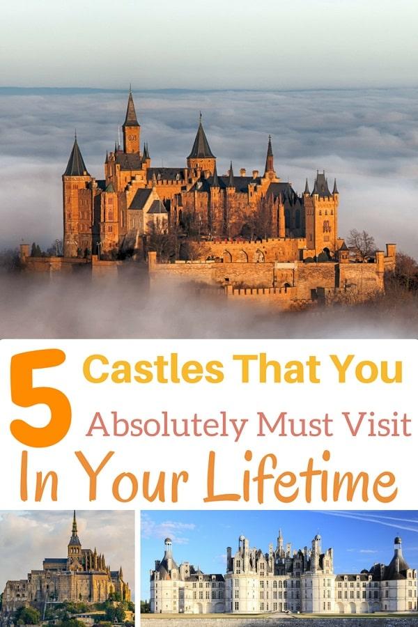 Castles You Must Visit