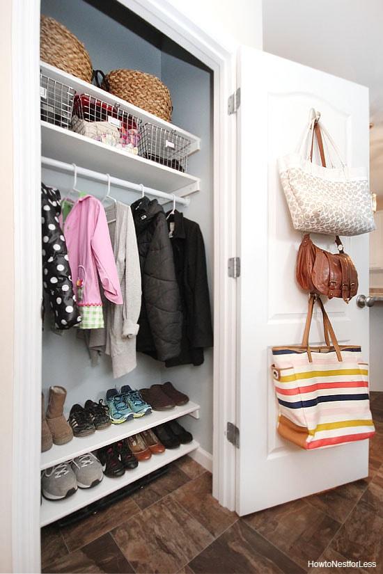 Closet Door Hooks