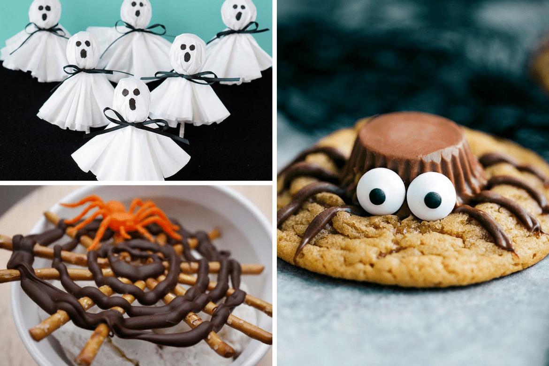 Quick and Easy Halloween Treats