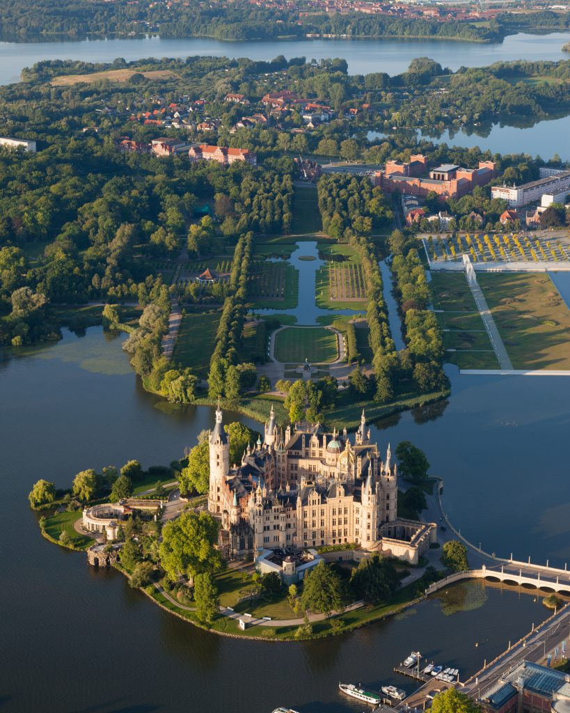 The Schwerin Castle
