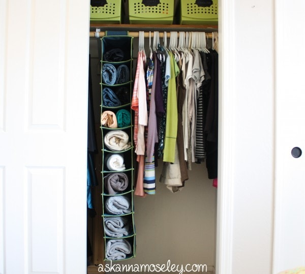 Shoe Organizers For The Closet