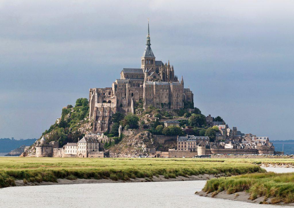 Le Mont Saint-Michel Castle