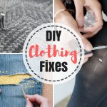 10 Brilliant DIY Clothing Fixes That Every Girl Should Know