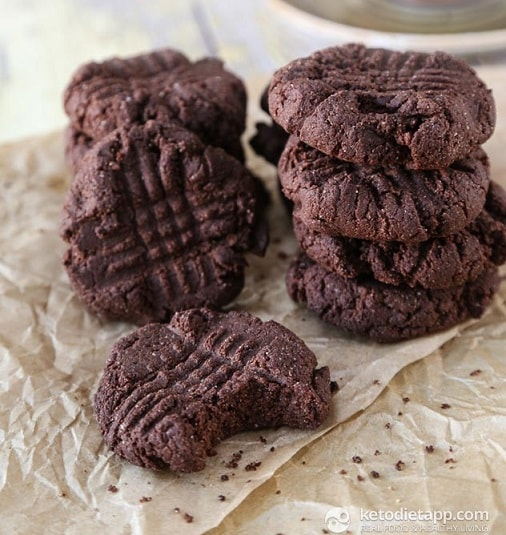 5-Ingredient Chocolate Cookies