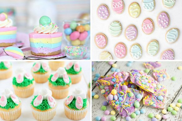 Easy Easter Desserts Recipes