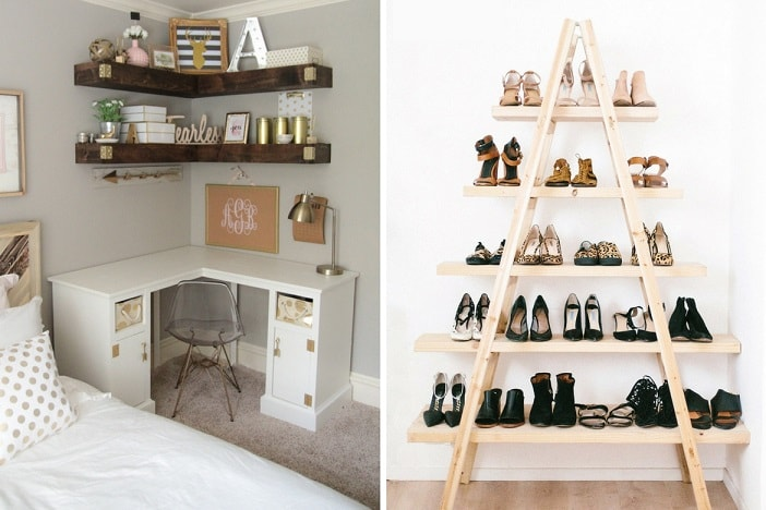 10 bedroom organization ideas for small bedrooms that ll save you so