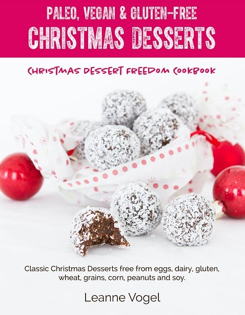 Low Carb Keto Desserts for Christmas
