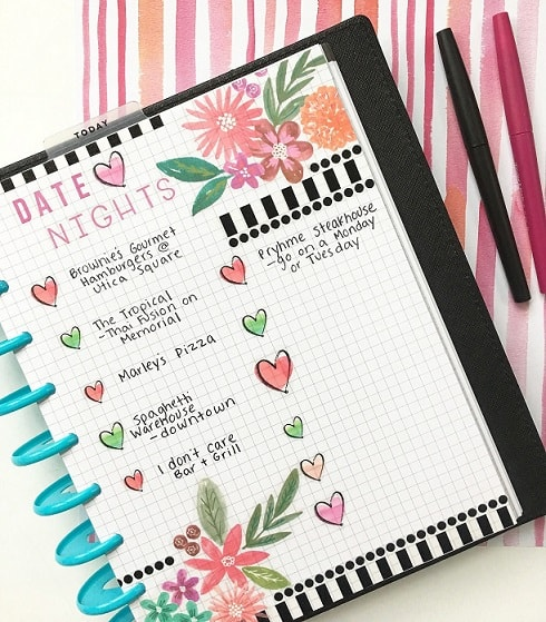 30  bullet journal ideas that will keep your life organized all year long