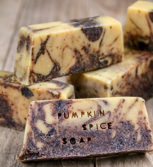 Homemade Soap Recipes: Pumpkin Spice Soap