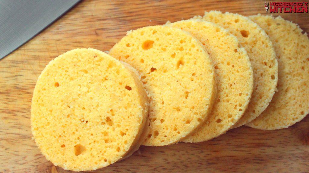 Low Carb Keto Bread Recipes: 90 Second Almond Flour Keto Bread