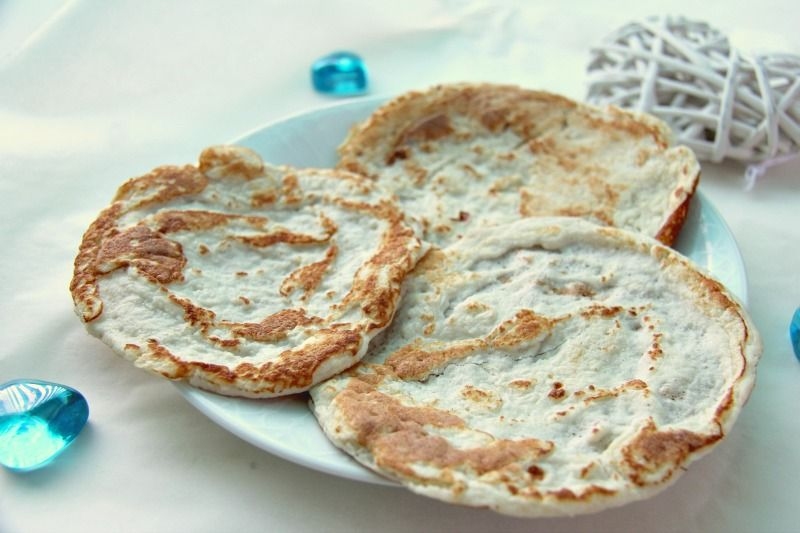 Keto Bread Recipes: Coconut Flour Flat Bread