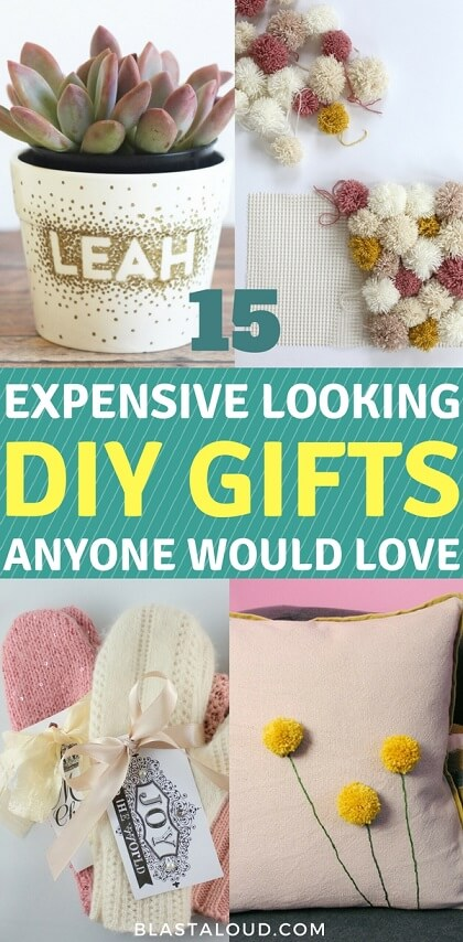 Easy DIY Gifts perfect for any occasion
