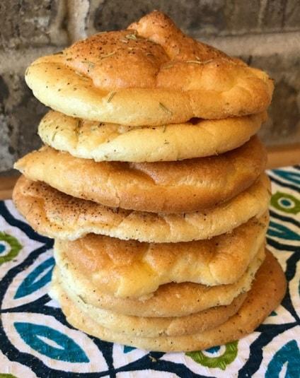 Keto Bread Recipes: Low Carb Cloud Bread