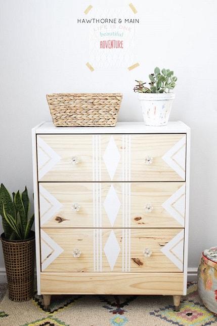 DIY IKEA Hacks: RAST IKEA Dresser