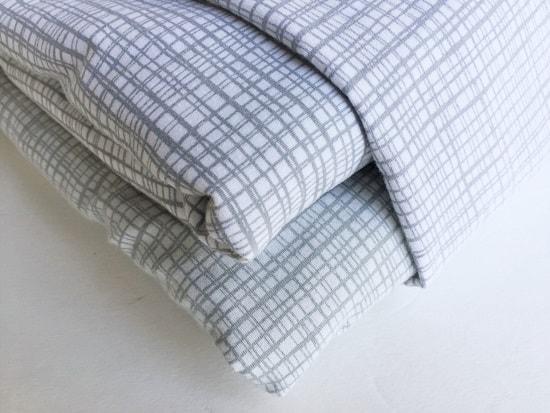 Linen Closet Organization Ideas: Store sheets in matching pillowcases