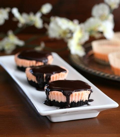 Keto Cheesecake Recipes: Keto Cheesecake Recipes: Chocolate Cherry Cheesecake Bites