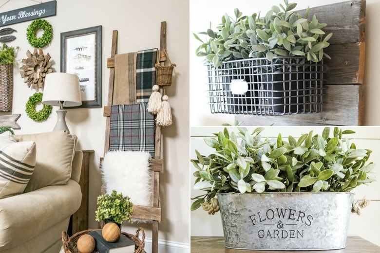 Easy Diy Home Decorating Ideas: 15 Easy DIY Farmhouse Decor Projects You Can Do On A Budget