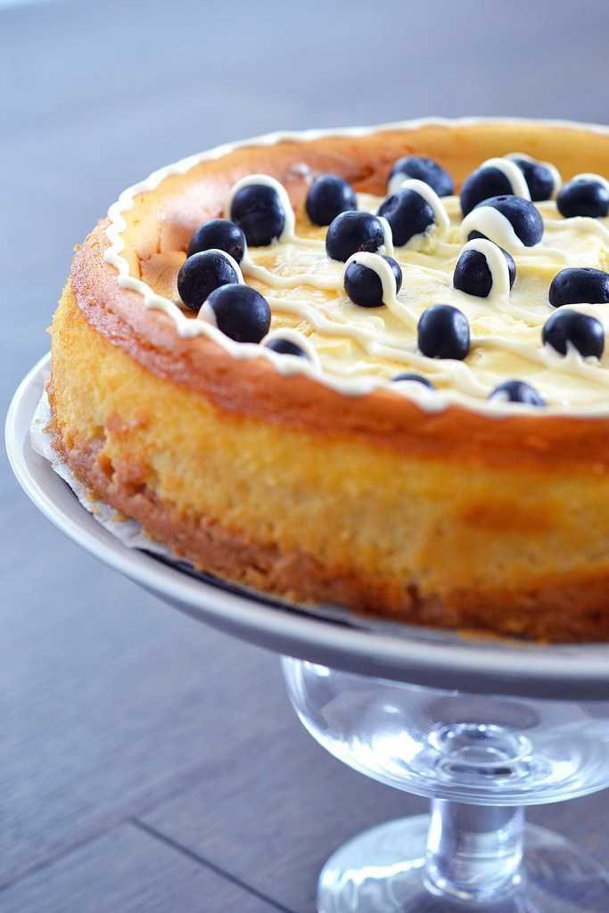 Keto Cheesecake Recipes: New York Baked Keto Cheesecake