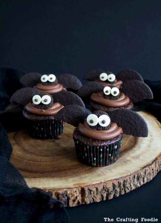 Halloween Cupcakes Toppers: 20 Easy Halloween Cupcake Decorating Ideas For Kids And