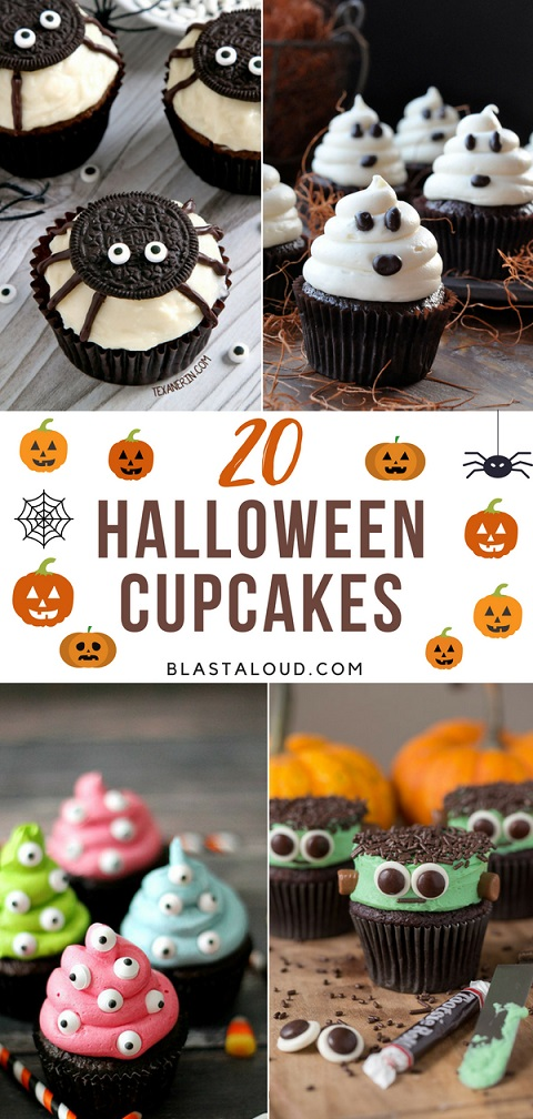 Easy Cake Decorating Ideas For Halloween