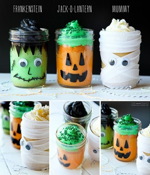 10 Halloween Mason Jar Gift Ideas That You Would Never Think Of
