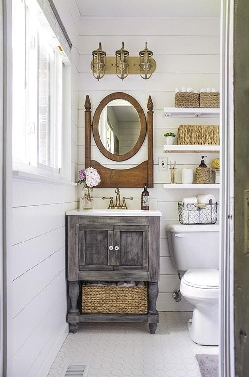 Bathroom remodel ideas: Master Bathroom Makeover after