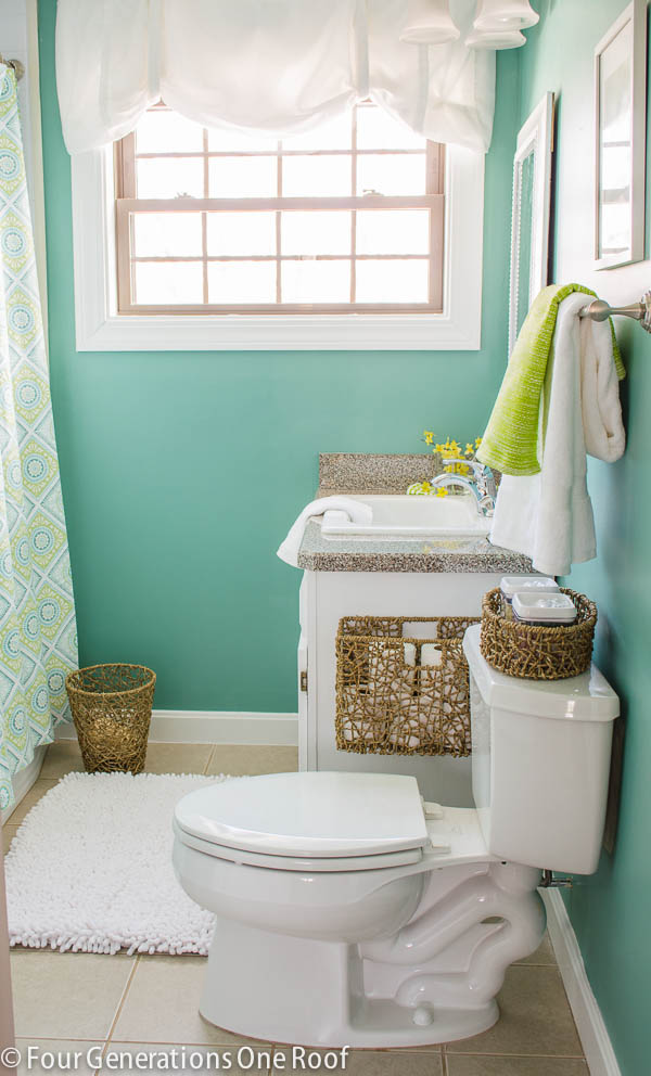 Bathroom remodel ideas: Master Bathroom Remodel after