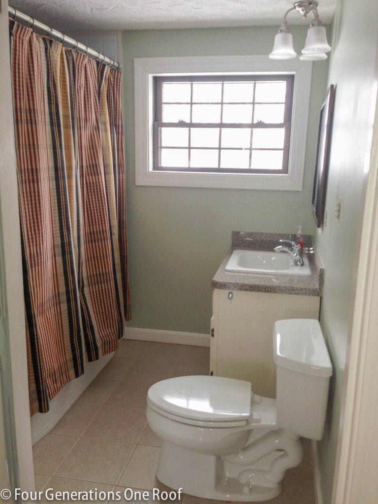 Bathroom remodel ideas: Master Bathroom Remodel before