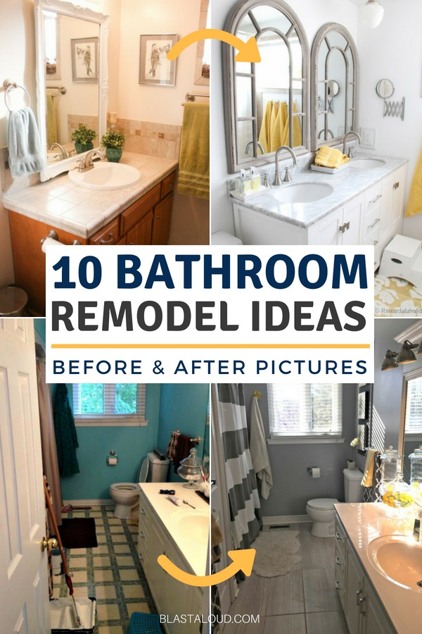 Bathroom Remodel Ideas 10 Remodel Ideas You Can Do On A Budget