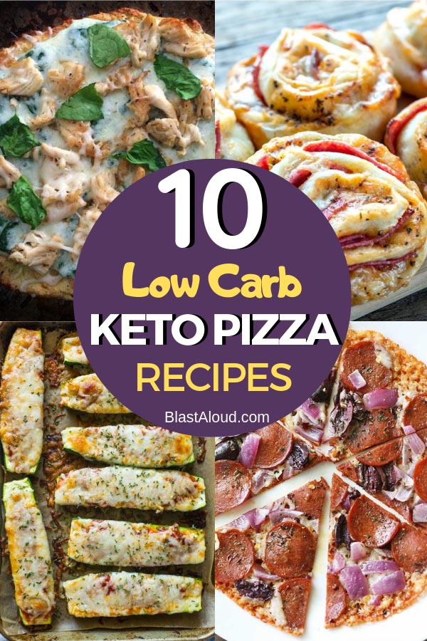 Low Carb Keto Pizza Recipes