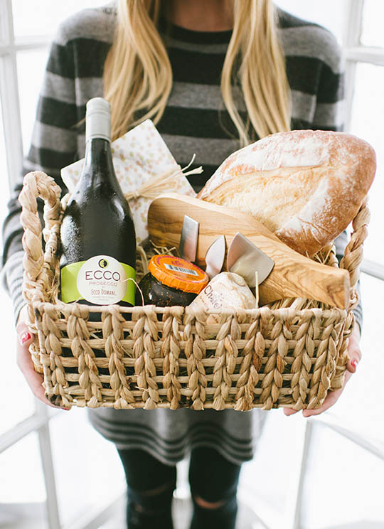 DIY Gift Baskets For Men: For The Likely Host