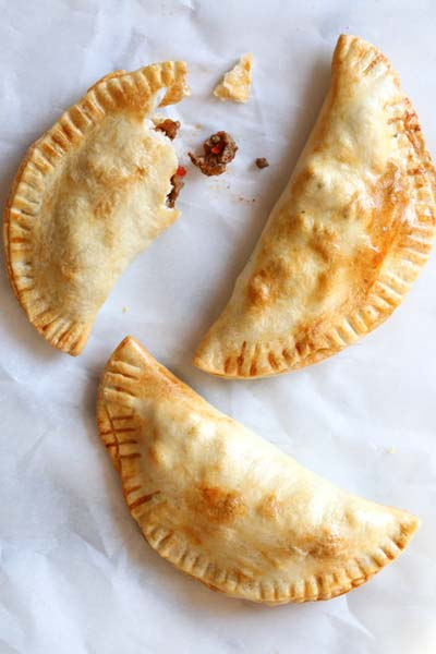 Healthy Air Fryer Recipes: Air Fryer Beef Empanadas