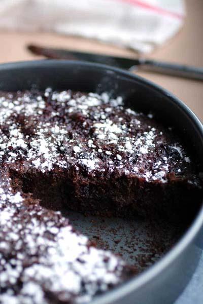 Cranberry Dessert Recipes: Cranberry Chocolate Cake
