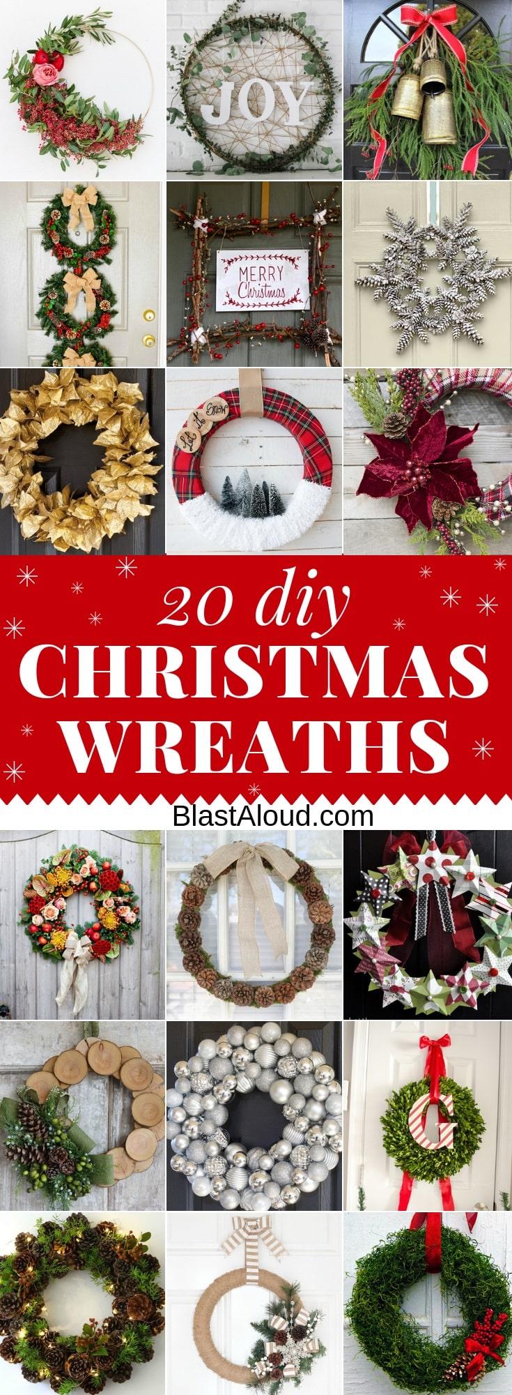 Diy Christmas Wreaths
