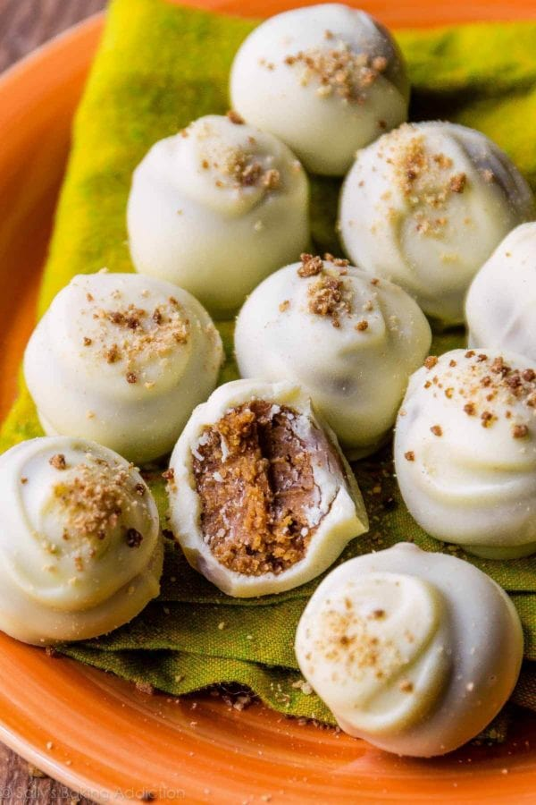 Pumpkin Spice Recipes: Pumpkin Spice Truffles