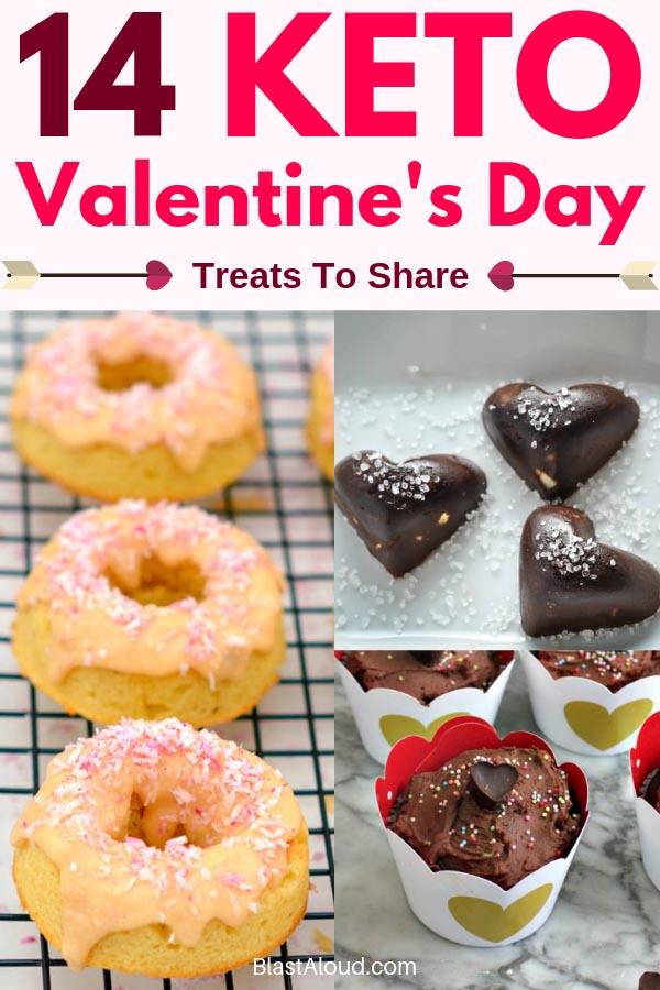 Keto Valenines Day Treats