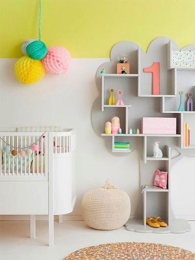 Baby Nursery Inspiration And Ideas 27