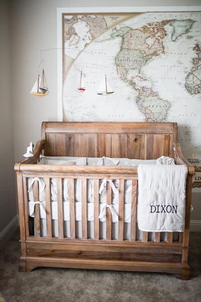 Baby Nursery Inspiration And Ideas 37