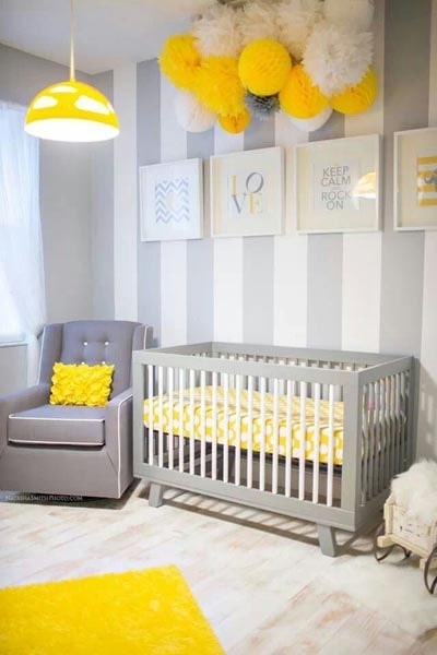 Baby Nursery Inspiration And Ideas 39