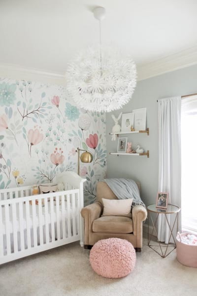 Baby Nursery Inspiration And Ideas 40