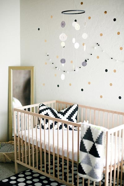 Baby Nursery Inspiration And Ideas 45