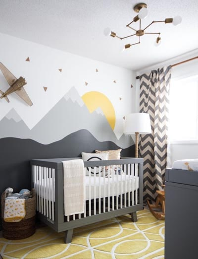Baby Nursery Inspiration And Ideas 46