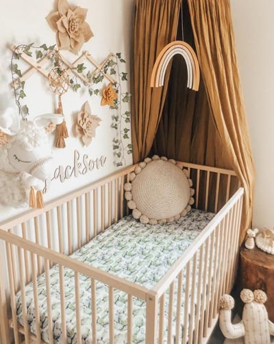 Baby Nursery Inspiration And Ideas 8