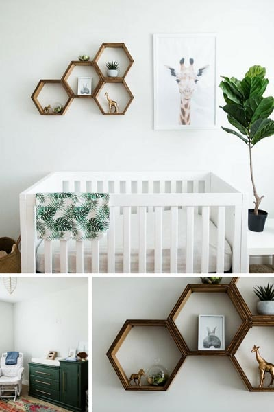 Baby Nursery Inspiration And Ideas 9