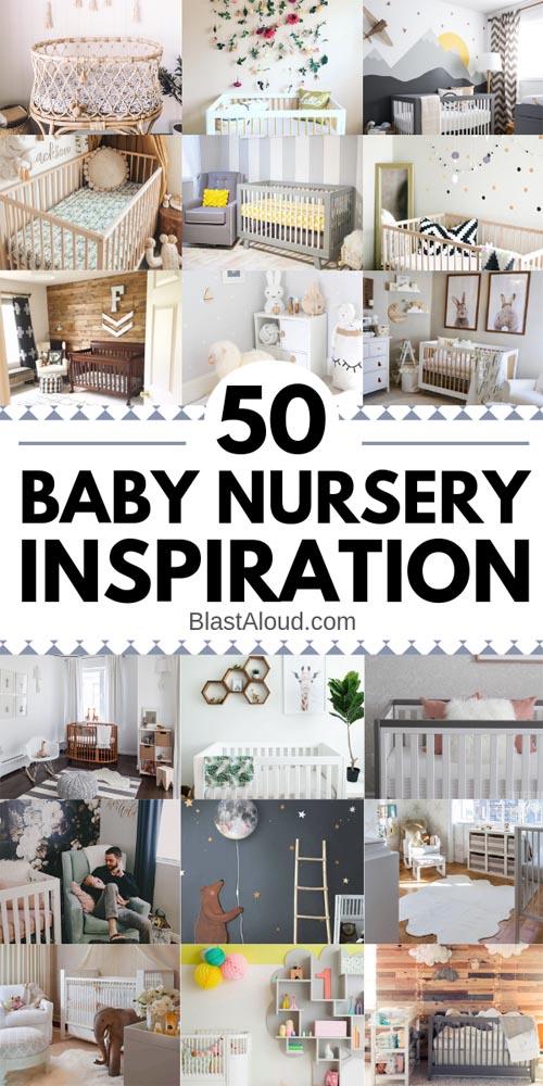 Baby Nursery Inspiration and Ideas