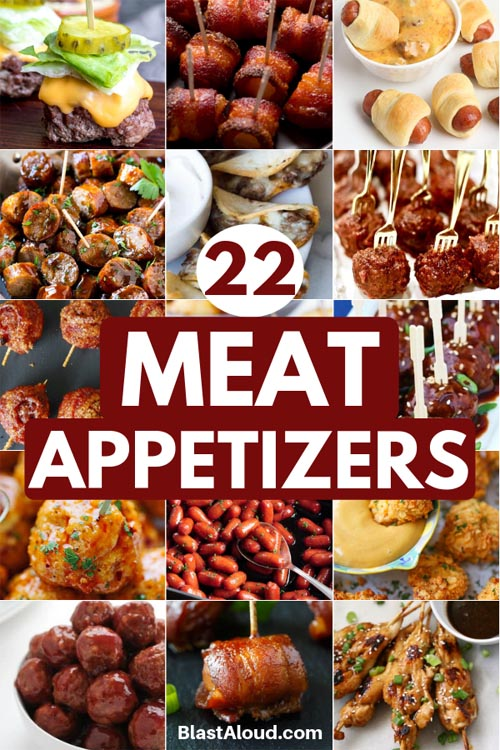 Meat Appetizers for a party