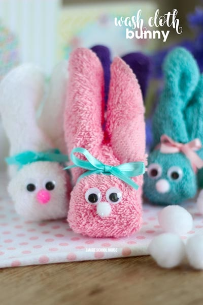 Wash Cloth Bunny