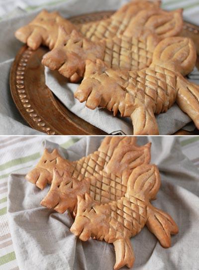 Game Of Thrones Recipes: Direwolf Bread