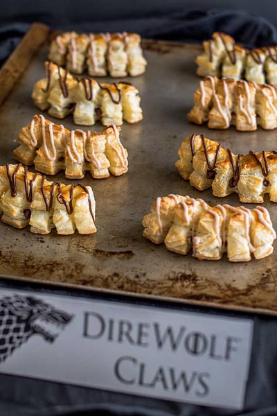 Game Of Thrones Recipes: Direwolf Claws