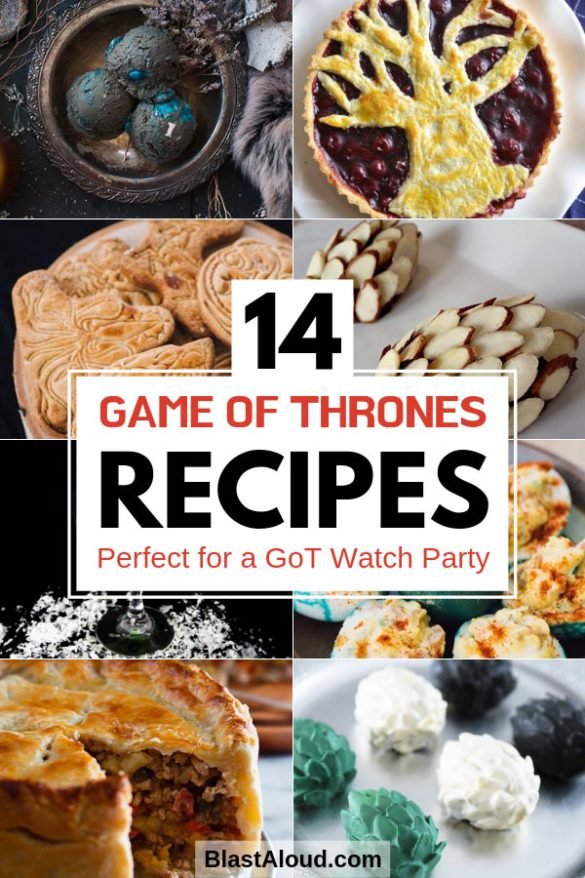 Game of Thrones Recipes And Party Food